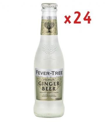 Fever - Tree Ginger Beer 24 Uds