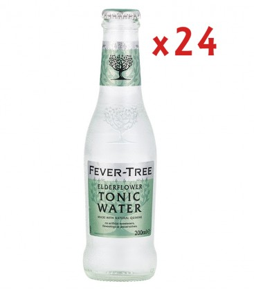 Fever - Tree Elderflower 24 Uds