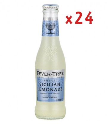 Caja Fever - Tree Sicilian Lemonade 24 Uds