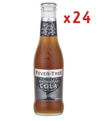 Caja Fever - Tree Madagascan Cola 24 Uds