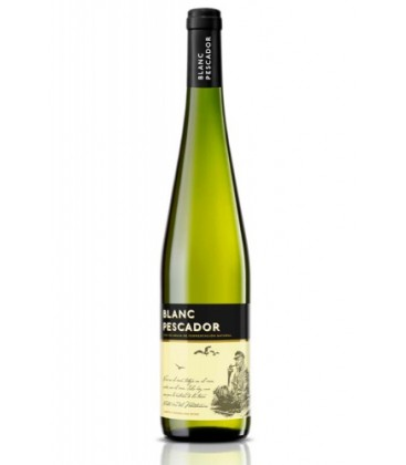 blanc pescador - comprar vino blanco sin crianza - empord