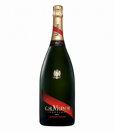 g.h. mumm cordon rouge magnum - comprar vino espumoso - champagne - g.h.mumm