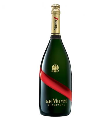 mumm cordon rouge - champagne