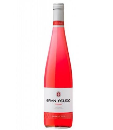 gran feudo rosado 2013 - comprar vino rosado - navarra - bodegas gran feudo