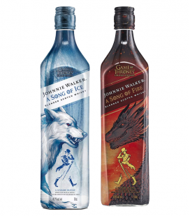JOHNNIE WALKER PACK SONG OF ICE & FIRE