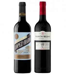 Pack Vinos Rioja