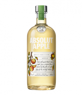Absolut Apple Juice Edition
