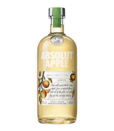 Absolut Apple Juice Edition