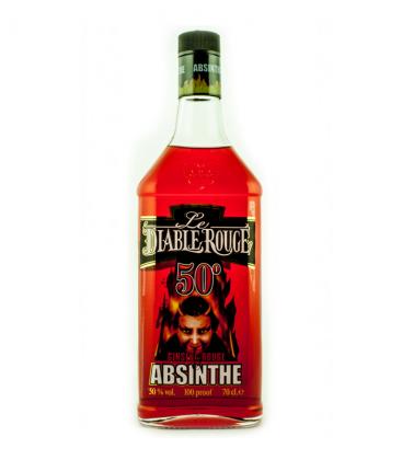 Absenta Le Diable Rouge