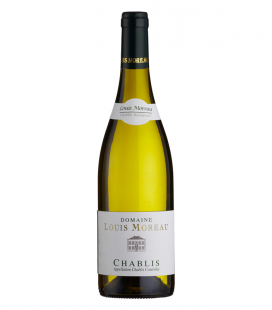 Louis Moreau Chablis 2018