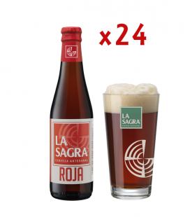 La Sagra Roja 33 CL 24 UDS