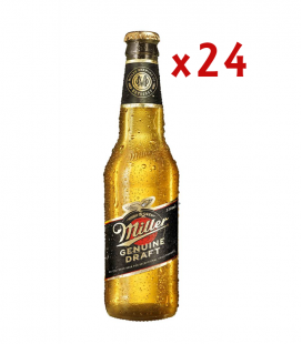 Miller Genuine Draft 33 Cl 24 UDS