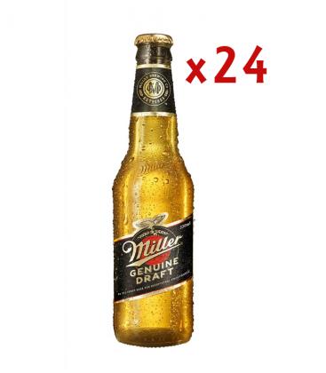 Miller Genuine Draft 33 Cl 24 UDS