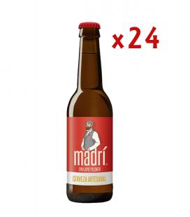 Madrí Chulapo 33 cl Caja 24 UDS