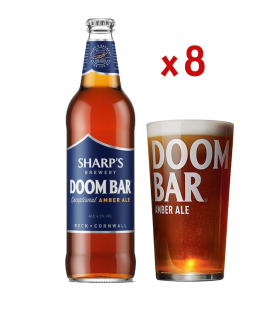 Doom Bar Amber Ale 50 CL Caja 8 UDS