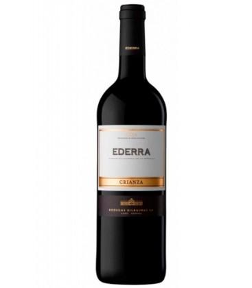 ederra crianza 2011 - comprar vino tinto crianza - rioja - bodegas bilba