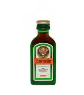 Miniatura Jägermeister