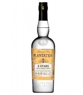 Ron Plantation 3 Star White 70CL