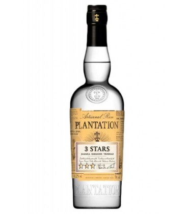 ron plantation 3 star white - comprar ron - jamaica