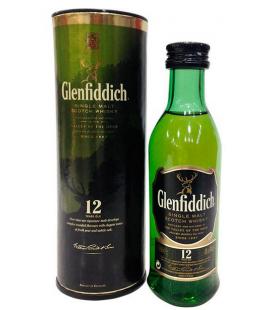 Miniatura Glenfiddich 12 Años