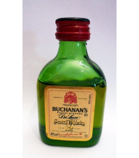 Miniatura Buchanans Deluxe 12 Years