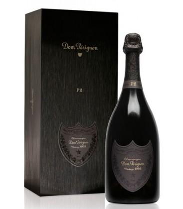 dom perignon p2 1998 - champagne dom perignon plenitude 2 1998