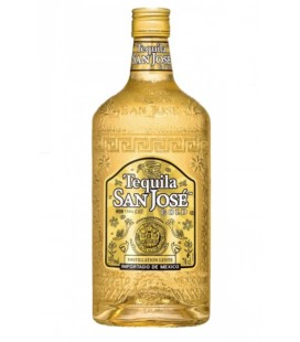 Tequila San Jose Gold Reposado