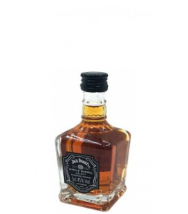 miniatura Jack Daniel's Single Barrel 5cl