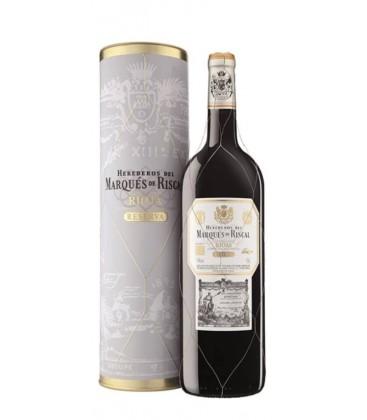 marques de riscal reserva - comprar vino tinto rioja - marques de riscal