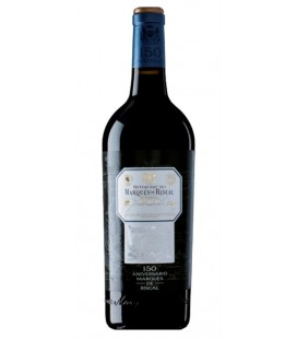 Marques de Riscal Gran Reserva 150 Aniversario Magnum 2001