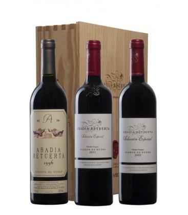 Abadia Retuerta Wine Spectator Top 100 Collection