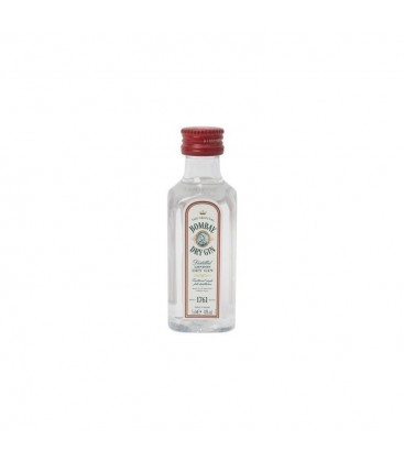miniatura gin bombay dry gin