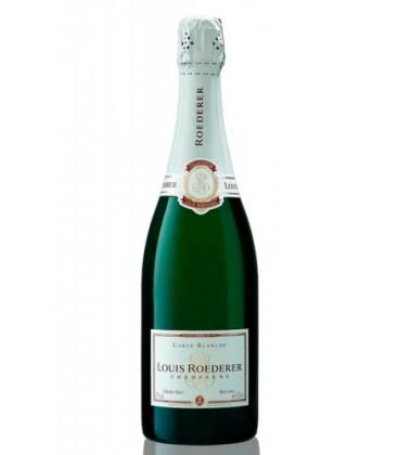 louis roederer carte blanche (semi) - champagne - vino espumoso