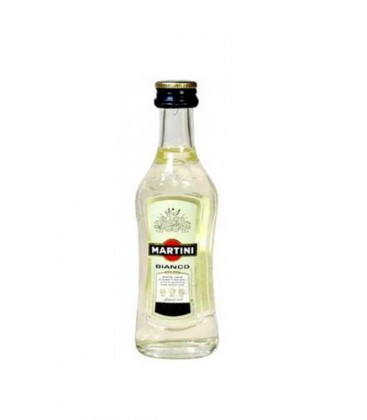 Miniatura martini bianco