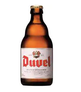 Cerveza duvel 8.5ª 33cl