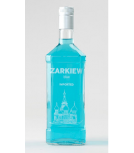 Vodka Zarkiew Blue