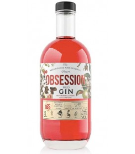 GIN OBSESSION RED 70CL