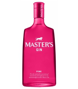 GIN MASTER PINK 70CL