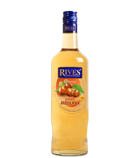 LICOR DE AVELLANA TOSTADA RIVES 70CL