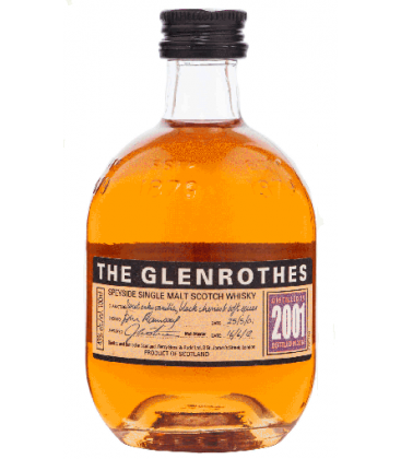 THE GLENROTHES 2001 MALT 70CL