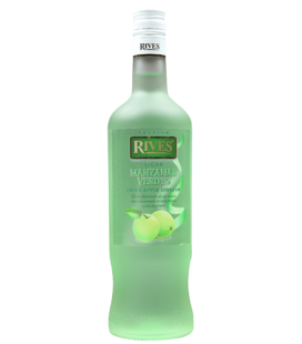 MANZANA VERDE SIN ALCOHOL RIVES 70CL