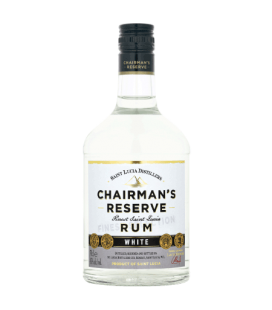 RUM CHAIRMANS WHITE 70CL