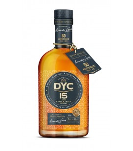 DYC 15 AÑOS SINGLE MALT 70CL