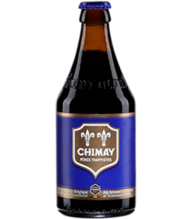 CERVEZA CHIMAY AZUL STRONG ALE 33CL