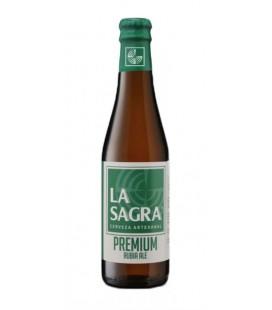 CERVEZA LA SAGRA PREMIUM 33CL