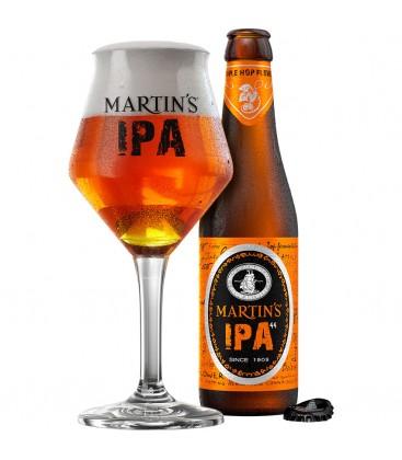 CERVEZA MARTIN'S IPA 33CL