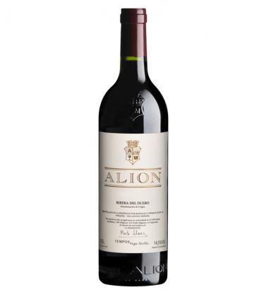 vino alion 2012- vega sicilia - ribera del duero