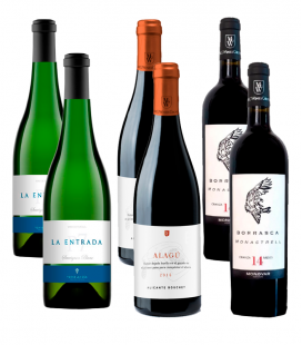 Pack MG WINES