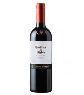 CASILLERO DEL DIABLO CARMENERE 75CL