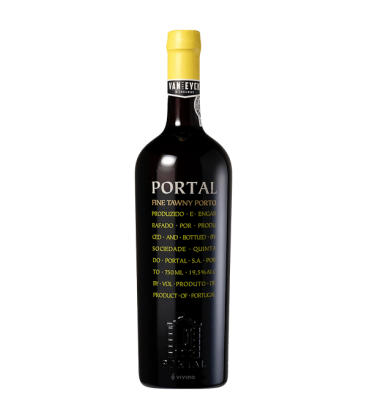 OPORTO QUINTA DO PORTAL TAWNY 75CL